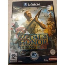 Medal Of Honour - Rising Sun    Pal Nintendo Gamecube
