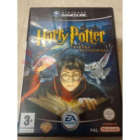Harry Potter E La Pietra Filosofale    Pal Nintendo Gamecube