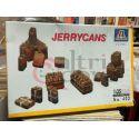 Jerrycans 402    Italeri Scatola Di Montaggio