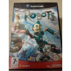 Robots    Pal Nintendo Gamecube