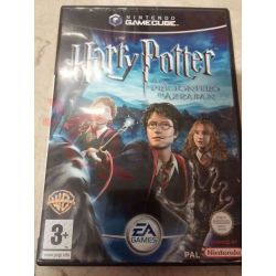 Harry Potter E Il Prigioniero Di Azkaban    Pal Nintendo Gamecube