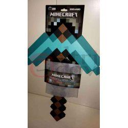 Minecraft - Foam Diamond Pickaxe Blue    Minecraft Mojang Cosplay