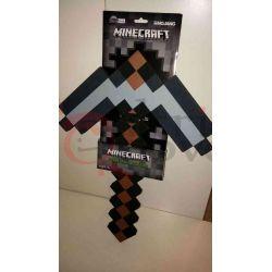 Minecraft - Foam Diamond Pickaxe Black    Minecraft Mojang Cosplay