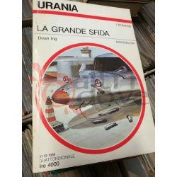 La Grande Sfida 1117 ING Dean  Urania Mondadori Romanzo