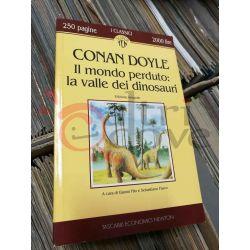 Il Mondo Perduto: la valle dei dinosauri  DOYLE Arthur Conan   Newton Romanzo