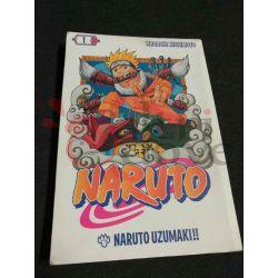 Naruto 1 KISHIMOTO Masashi  I Magazine de La Gazzetta dello Sport Panini Comics Vintage