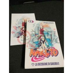 Naruto 6 KISHIMOTO Masashi  I Magazine de La Gazzetta dello Sport Panini Comics Vintage