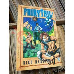 Fairy Tail (serie di 63) 4 MASHIMA Hiro  Young 170 Star Comics Giapponesi