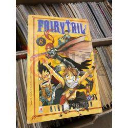 Fairy Tail (serie di 63) 8 MASHIMA Hiro  Young 178 Star Comics Giapponesi