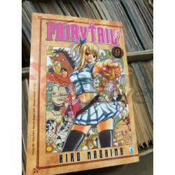 Fairy Tail (serie di 63) 9 MASHIMA Hiro  Young 180 Star Comics Giapponesi