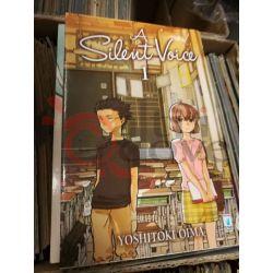 A Silent Voice 1 OIMA Yoshitoki  Kapap Extra 198 Star Comics Giapponesi