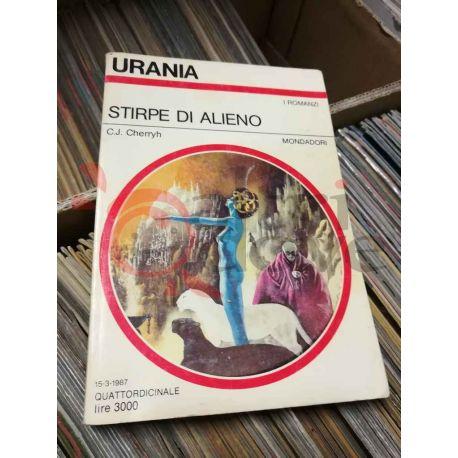 Stirpe di Alieno  C.J. Cherryh  Urania Mondadori Fantascienza