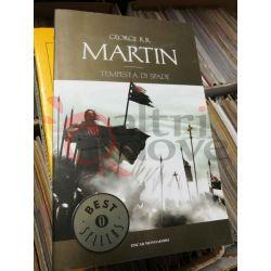 tempesta di Spade  George R.R. Martin  Oscar Mondadori Romanzo