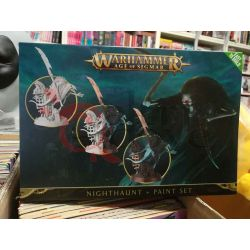 Nighthaunt paint set    Age of Sigmar Games Workshop Scatola Di Montaggio