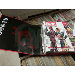 Fact Files raccoglitore + 20 fascicoli 93-112    Marvel Saggio
