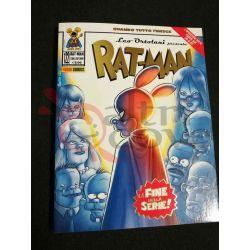 Leo Ortolani presenta RAT-MAN 122    Panini Comics Italiani