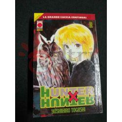 Hunter x hunter 18   ristampa ed. limitata Panini Comics Giapponesi