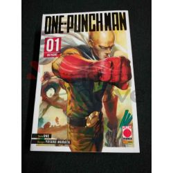 One punch Man 1    Panini Comics Giapponesi