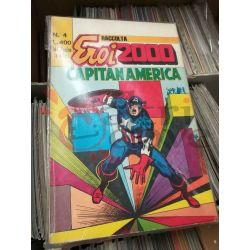 Raccolta Eroi 2000 4    Editoriale Corno Americani