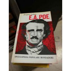 E.A.POE  Jacques Cabau  enciclopedia popolare Mondadori Saggio
