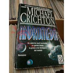 Andromeda 575 CRICHTON Michael   TEA Avventura