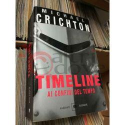 Timeline  CRICHTON Michael   Garzanti Avventura