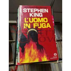 L'uomo in fuga (Richard Bachman) 963 KING Stephen  Oscar Mondadori Fantascienza