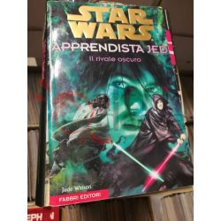 Star Wars Apprendista Jedi Il rivale oscuro  WATSON Jude  Lucas Books Fabbri Editori Fantascienza
