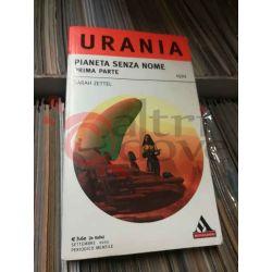 Pianeta Senza Nome (prima parte)  ZETTEL sarah  Urania1502 Mondadori Fantascienza