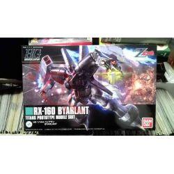 RX-160 Byarlant Titans Prototype Mobile Suit 0230346-2600   GunPLa 1/144 Bandai Scatola Di Montaggio