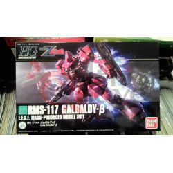 RMS-117 Galbaldy-Beta E.F.S.F. Mass-Produced Mobile Suit 0224024-1500   GunPLa 1/144 Bandai Scatola Di Montaggio