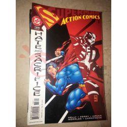 Action Comics (Superman In Action Comics) 788    Dc Comics Dc Comics (inglese)