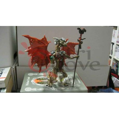 Drago: Dragons Red Wizard 29844    Plastoy Action Figure