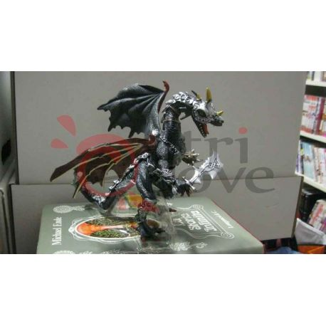 Drago: Dragons Grey Armor 29843    Plastoy Action Figure