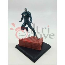 Iron Man 3 Mark 16 Nightclub Armor #35603   Battlefield Collection Dragon Models Ltd. Action Figure