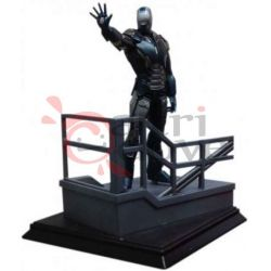 Iron Man 3 Mark 40 Shotgun Armor #35602   Battlefield Collection Dragon Models Ltd. Action Figure