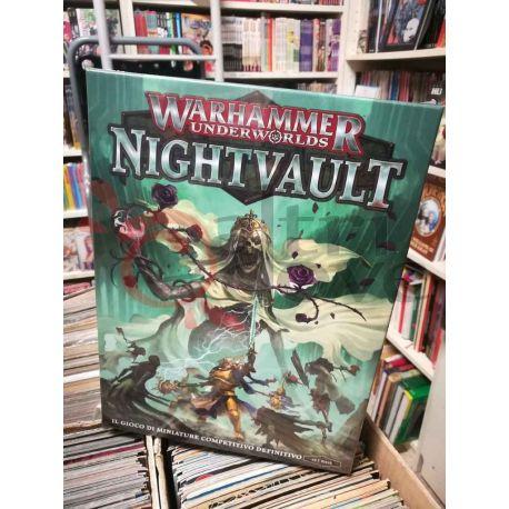 Nightvault (italiano) 02010799006   Warhammer Games Workshop Scatola Di Montaggio