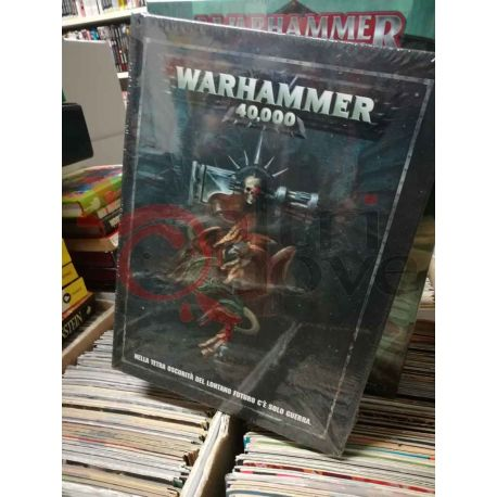 Warhammer 40,000 Rulebook (italiano) 02040199081   Warhammer Games Workshop Scatola Di Montaggio