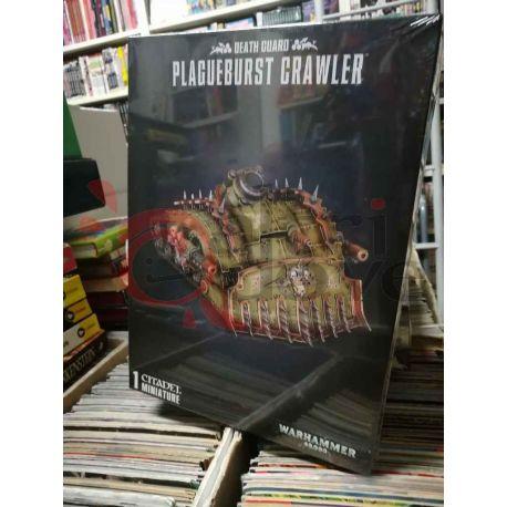Death Guard: Plagueburst Crawler 99120102075   Warhammer Games Workshop Scatola Di Montaggio