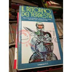 Il ritorno dei terrestri 149 AA.VV.  La Ginestra Longanesi & C. Fantascienza