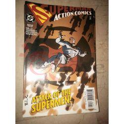 Action Comics (Superman In Action Comics) 802    Dc Comics Dc Comics (inglese)
