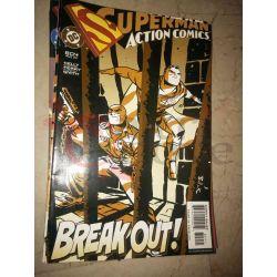 Action Comics (Superman In Action Comics) 804    Dc Comics Dc Comics (inglese)