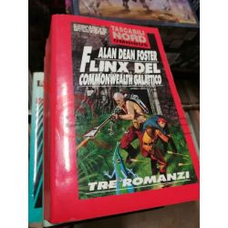 Flinx del Commonwealth Galattico 55 FOSTER Alan Dean  Tascabili Nord Omnibus Editrice Nord Fantascienza