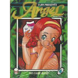 Angel U-Jin Presenta - Serie Completa 1-4    Kabuku Publishing Giapponesi