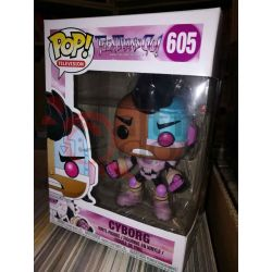 Cyborg 605   POP Television Funko Action Figure