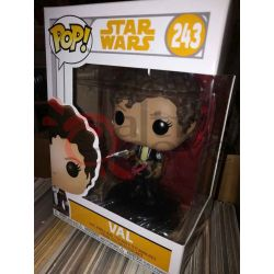 Val 243   POP Bobble-Head Funko Action Figure