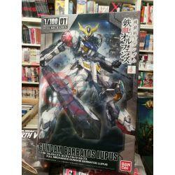 Gundam Barbatos Lupus Full Mechanics 0211951-3000   GunPLa 1/144 Bandai Scatola Di Montaggio