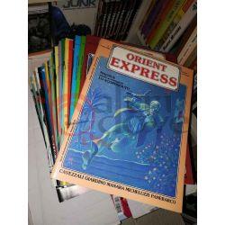 Orient Express collana completa 1-30 AA.VV.  Rivista mensile di fumetti Ed. L'isola trovata Vintage