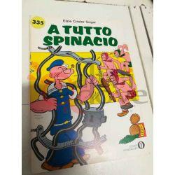 A tutto spinacio 841 SEGAR Elzie Crisler  Oscar Mondadori Vintage