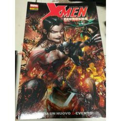 X-Men: X-Necrosha 1 1   Marvel Universe Panini Comics Americani